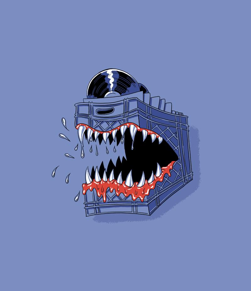 Norman Crates